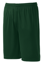 Battle Mountain High School Longhorns Men's Performance Shorts