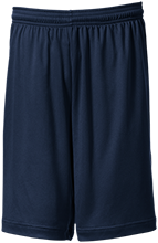 Mahomet-Seymour High School Bulldogs Men's Performance Shorts