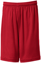 Tecumseh Junior Senior High School Braves Men's Performance Shorts