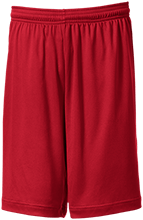 Meskwaki High School Warriors Men's Performance Shorts