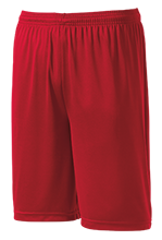 Temple Elementary School Chipmunks Men's Performance Shorts