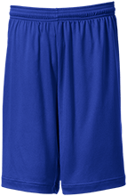 Alpha Elementary Mustangs Men's Performance Shorts