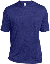 Bristol Bay Angels Heather Dri-Fit Moisture-Wicking T-Shirt for Him