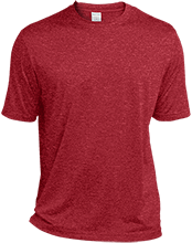 North Sunflower Athletics Heather Dri-Fit Moisture-Wicking T-Shirt for Him