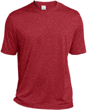 Design yours Football Heather Dri-Fit Moisture-Wicking T-Shirt for Him