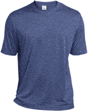 Oxford Middle School Chargers Heather Dri-Fit Moisture-Wicking T-Shirt for Him