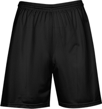 Grace Prep High School Lions Personalized Mesh Gym Short