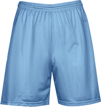 Baseball Personalized Mesh Gym Short