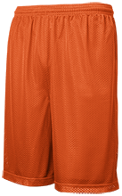 Plymouth High School Panthers Personalized Mesh Gym Short