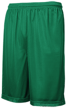 Hadley Middle School Mustangs Personalized Mesh Gym Short
