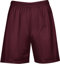 Shepherd Of The Valley Lutheran Personalized Mesh Gym Short
