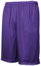 Heuvelton Central High School Bulldogs Personalized Mesh Gym Short