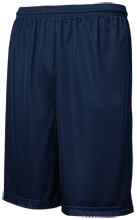 Erle Stanley Gardner Middle School Grizzlies Personalized Mesh Gym Short