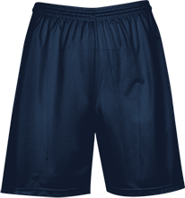 L H Day School Suns Personalized Mesh Gym Short