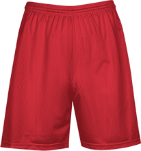 Saint Matthew Lutheran School Cardinals Personalized Mesh Gym Short
