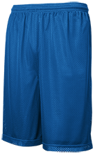 Bertha Holt Elementary Wildcats Personalized Mesh Gym Short