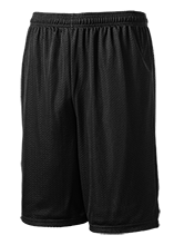 Plymouth High School Panthers 9 inch Workout Shorts