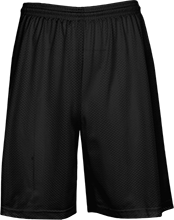 Angela Davis Christian Academy School 9 inch Workout Shorts