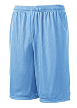 Kenston High School Bombers 9 inch Workout Shorts