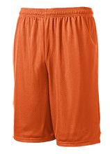 Hershey Middle School Trojans 9 inch Workout Shorts