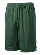 Troy Christian High School Eagles 9 inch Workout Shorts