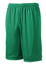 Hadley Middle School Mustangs 9 inch Workout Shorts
