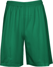 Shawe Memorial Hilltoppers 9 inch Workout Shorts