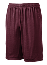 Bush Elementary School Tigers 9 inch Workout Shorts