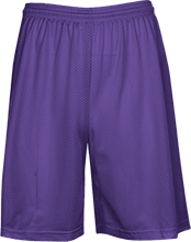Bristol Bay Angels 9 inch Workout Shorts