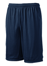 Mercy High School Monarchs 9 inch Workout Shorts
