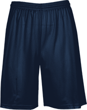 Presentation of Mary Academy Panthers 9 inch Workout Shorts