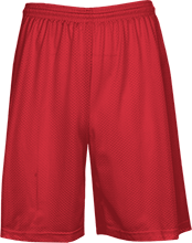 Cornerstone Family Schools Saints 9 inch Workout Shorts