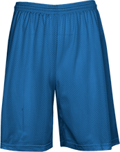 Blue Mountain Union School Bmu Bucks 9 inch Workout Shorts