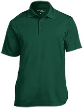 Rancho High Alumni Rams Tall Micropique Tag-Free Flat-Knit Collar Polo