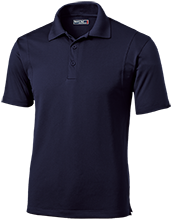 South County Secondary School Stallions Micropique Tag-Free Flat-Knit Collar Polo