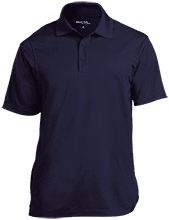 Old Pueblo Lightning Rugby Micropique Tag-Free Flat-Knit Collar Polo