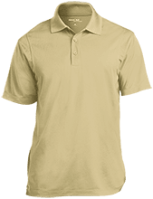 Corporate Outing Micropique Tag-Free Flat-Knit Collar Polo