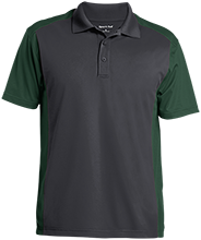 Bachelor Party Men's Colorblock Sport-Wick Polo