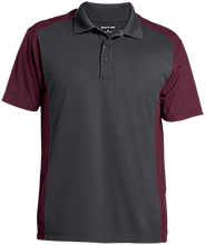 Nansen Ski Club Skiing Men's Colorblock Sport-Wick Polo