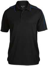 Kennedy Kenrick Catholic High School Wolverines Micropique Sport-Wick Piped Polo