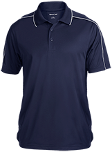 VOID Micropique Sport-Wick Piped Polo