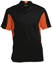 Ankeney Middle School Chargers Men's Colorblock Performance Polo