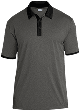 Fitness Sport-Tek Heather Contender Contrast Polo