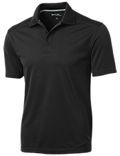 Fair Oaks Elementary School Bulldogs Micro-Mesh Three Buttoned Polo