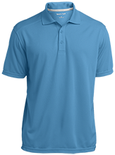 Lake City Elementary School Wildcats Micro-Mesh Three Buttoned Polo