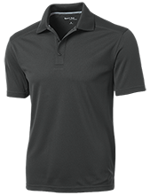 Mt. Zion Junior High School Micro-Mesh Three Buttoned Polo