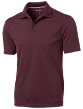 West Point High School Warriors Micro-Mesh Three Buttoned Polo