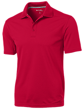 West Central Elementary School Wolf Pups Micro-Mesh Three Buttoned Polo