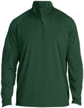 Christian Community School Warriors Half Zip Raglan Performance Pullover