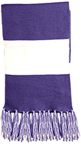 Deep Creek Alumni Hornets Fringed Scarf